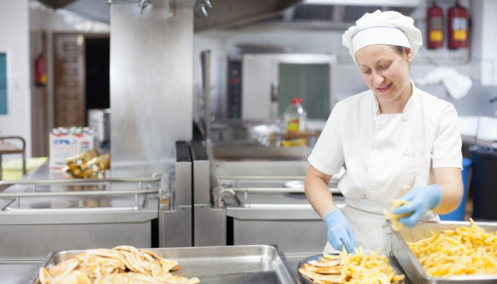 Servicios-La cocina